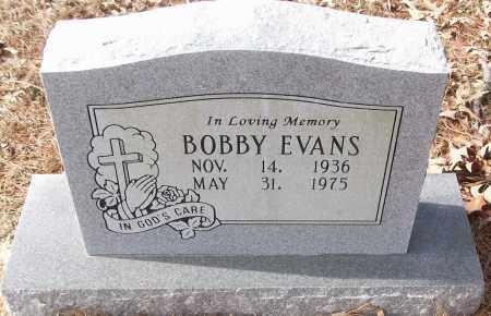 EVANS, BOBBY - White County, Arkansas | BOBBY EVANS - Arkansas Gravestone Photos