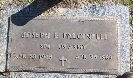 FALCINELLI (VETERAN), JOSEPH E - White County, Arkansas | JOSEPH E FALCINELLI (VETERAN) - Arkansas Gravestone Photos