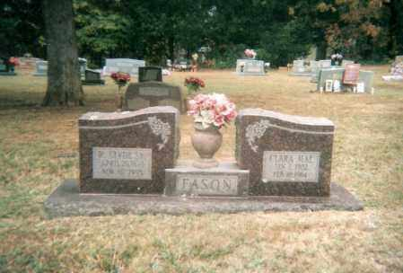 FASON, CLARA - White County, Arkansas | CLARA FASON - Arkansas Gravestone Photos