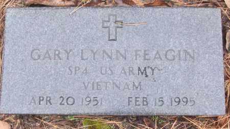 FEAGIN (VETERAN VIET), GARY LYNN - White County, Arkansas   GARY LYNN FEAGIN (VETERAN VIET) - Arkansas Gravestone Photos