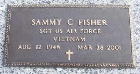 FISHER (VETERAN VIET), SAMMY G - White County, Arkansas | SAMMY G FISHER (VETERAN VIET) - Arkansas Gravestone Photos