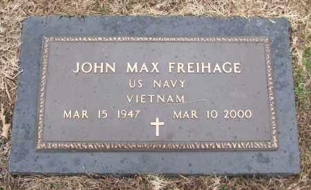 FREIHAGE (VETERAN VIET), JOHN MAX - White County, Arkansas | JOHN MAX FREIHAGE (VETERAN VIET) - Arkansas Gravestone Photos