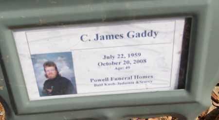 GADDY, C. JAMES - White County, Arkansas | C. JAMES GADDY - Arkansas Gravestone Photos
