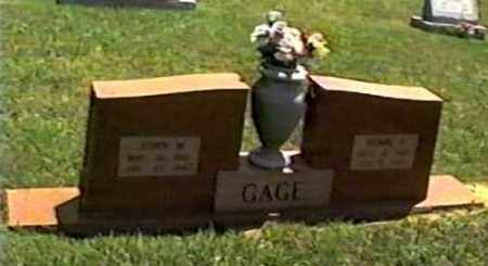 GAGE, PEARL FRANCIS - White County, Arkansas | PEARL FRANCIS GAGE - Arkansas Gravestone Photos