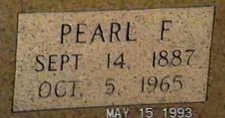 GAGE, PEARL FRANCES - White County, Arkansas | PEARL FRANCES GAGE - Arkansas Gravestone Photos