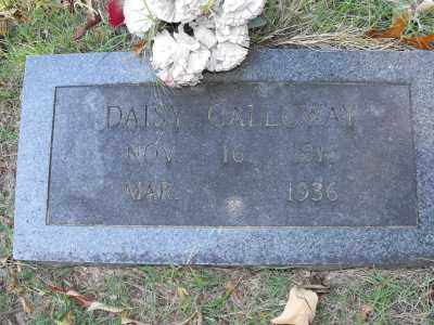 GALLOWAY, DAISY - White County, Arkansas   DAISY GALLOWAY - Arkansas Gravestone Photos