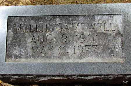 GAMEWELL, MELLIE - White County, Arkansas | MELLIE GAMEWELL - Arkansas Gravestone Photos