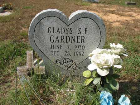 GARDNER, GLADYS S E - White County, Arkansas | GLADYS S E GARDNER - Arkansas Gravestone Photos