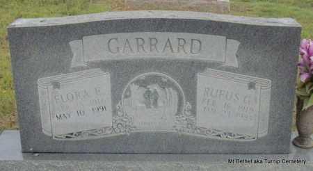 GARRARD, RUFUS G - White County, Arkansas | RUFUS G GARRARD - Arkansas Gravestone Photos