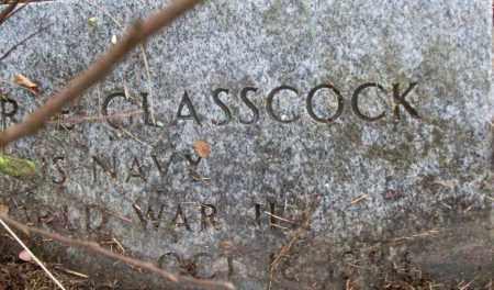 GLASSCOCK (VETERAN WWII), ARTHUR EDWARD - White County, Arkansas   ARTHUR EDWARD GLASSCOCK (VETERAN WWII) - Arkansas Gravestone Photos