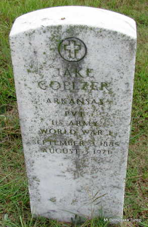 GOELZER (VETERAN WWI), JAKE - White County, Arkansas | JAKE GOELZER (VETERAN WWI) - Arkansas Gravestone Photos