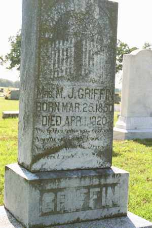 GRIFFIN, MARY JANE - White County, Arkansas | MARY JANE GRIFFIN - Arkansas Gravestone Photos