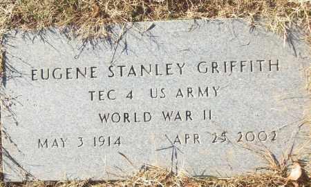 GRIFFITH (VETERAN WWII), EUGENE STANLEY - White County, Arkansas | EUGENE STANLEY GRIFFITH (VETERAN WWII) - Arkansas Gravestone Photos