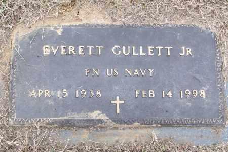 GULLETT,  JR (VETERAN), EVERETT - White County, Arkansas | EVERETT GULLETT,  JR (VETERAN) - Arkansas Gravestone Photos
