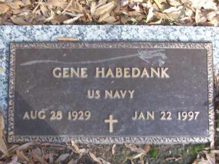 HABEDANK (VETERAN), GENE - White County, Arkansas | GENE HABEDANK (VETERAN) - Arkansas Gravestone Photos