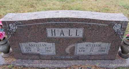 HALL, ANELLEAN - White County, Arkansas   ANELLEAN HALL - Arkansas Gravestone Photos