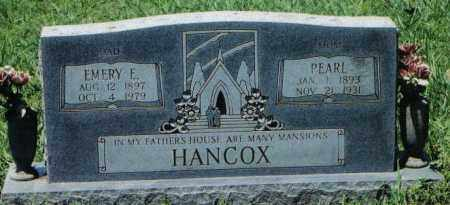 HANCOCK, PEARL - White County, Arkansas | PEARL HANCOCK - Arkansas Gravestone Photos