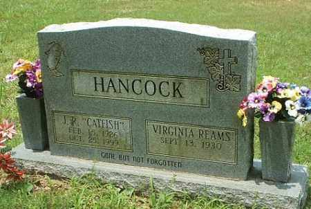 HANCOCK, J. R. - White County, Arkansas   J. R. HANCOCK - Arkansas Gravestone Photos