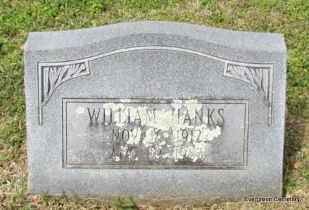 HANKS, WILLIAM - White County, Arkansas | WILLIAM HANKS - Arkansas Gravestone Photos