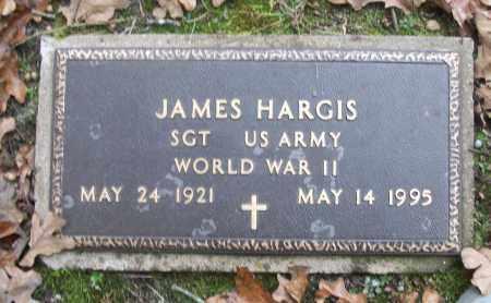 HARGIS  (VETERAN WWII), JAMES - White County, Arkansas | JAMES HARGIS  (VETERAN WWII) - Arkansas Gravestone Photos