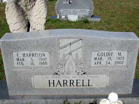 HARRELL, C HARRISON - White County, Arkansas | C HARRISON HARRELL - Arkansas Gravestone Photos