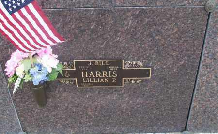 HARRIS  (VETERAN), J. BILL - White County, Arkansas | J. BILL HARRIS  (VETERAN) - Arkansas Gravestone Photos