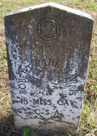 HARRIS (VETERAN CSA), ROBERT PARK - White County, Arkansas   ROBERT PARK HARRIS (VETERAN CSA) - Arkansas Gravestone Photos