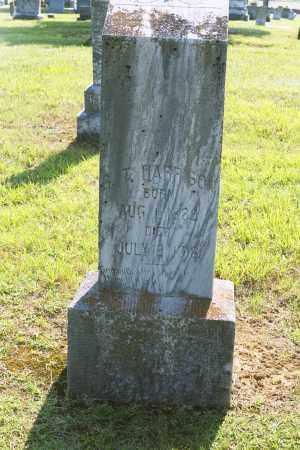 HARRISON, GEORGE THOMAS - White County, Arkansas   GEORGE THOMAS HARRISON - Arkansas Gravestone Photos