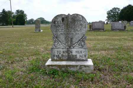 "HARRISON, MARY JACKSON ""MOLLIE"" - White County, Arkansas 
