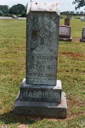 HARRISON, THOMAS WASHINGTON - White County, Arkansas   THOMAS WASHINGTON HARRISON - Arkansas Gravestone Photos