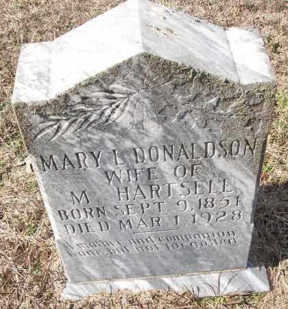 HARTSELL, MARY L. - White County, Arkansas | MARY L. HARTSELL - Arkansas Gravestone Photos