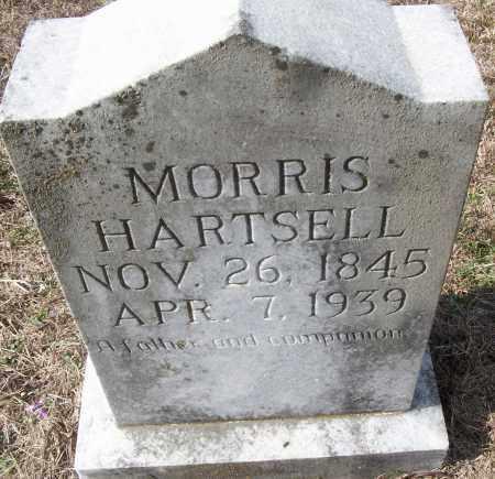 HARTSELL, MORRIS - White County, Arkansas | MORRIS HARTSELL - Arkansas Gravestone Photos