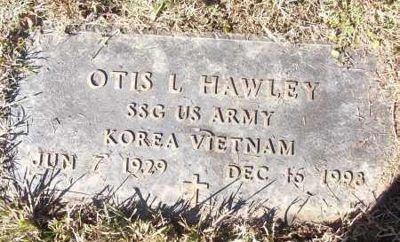 HAWLEY (VETERAN 2 WARS), OTIS L - White County, Arkansas | OTIS L HAWLEY (VETERAN 2 WARS) - Arkansas Gravestone Photos