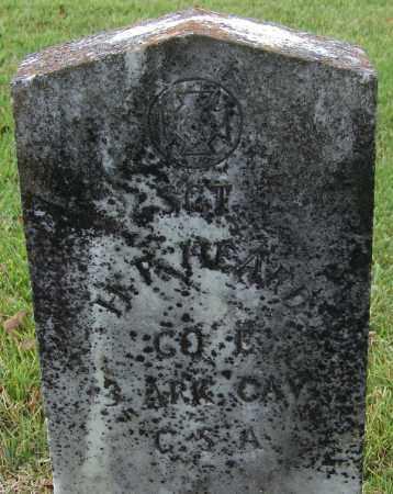HEARD (VETERAN CSA), H P - White County, Arkansas | H P HEARD (VETERAN CSA) - Arkansas Gravestone Photos