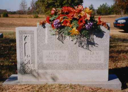 HEFNER, VELA MAE - White County, Arkansas | VELA MAE HEFNER - Arkansas Gravestone Photos