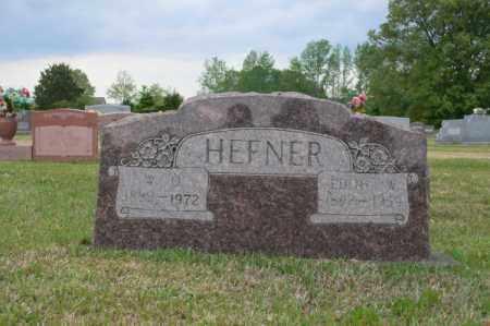 HEFNER, EDITH - White County, Arkansas | EDITH HEFNER - Arkansas Gravestone Photos