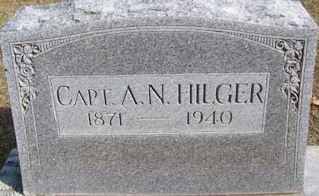HILGER, ARTHUR NAPOLEAN - White County, Arkansas | ARTHUR NAPOLEAN HILGER - Arkansas Gravestone Photos