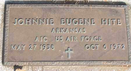 HITE (VETERAN), JOHNNIE EUGENE - White County, Arkansas | JOHNNIE EUGENE HITE (VETERAN) - Arkansas Gravestone Photos