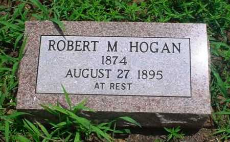 HOGAN, ROBERT M. - White County, Arkansas | ROBERT M. HOGAN - Arkansas Gravestone Photos