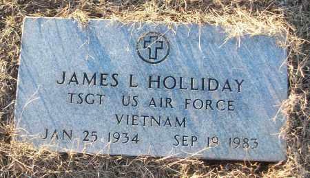 HOLLIDAY (VETERAN VIET), JAMES L - White County, Arkansas | JAMES L HOLLIDAY (VETERAN VIET) - Arkansas Gravestone Photos