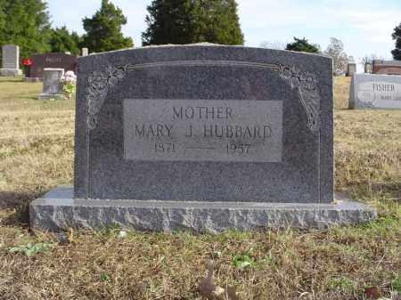 HUBBARD, MARY JANE - White County, Arkansas   MARY JANE HUBBARD - Arkansas Gravestone Photos