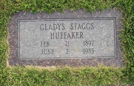 HUFFAKER, GLADYS - White County, Arkansas | GLADYS HUFFAKER - Arkansas Gravestone Photos