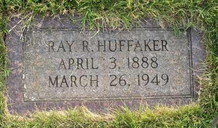 HUFFAKER, RAY R - White County, Arkansas | RAY R HUFFAKER - Arkansas Gravestone Photos