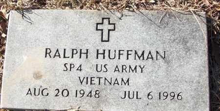 HUFFMAN (VETERAN VIET), RALPH - White County, Arkansas   RALPH HUFFMAN (VETERAN VIET) - Arkansas Gravestone Photos