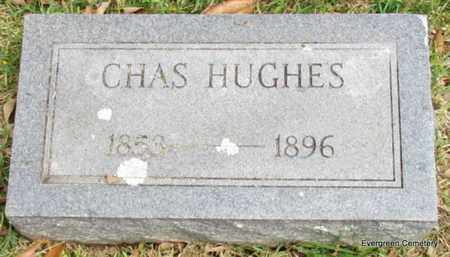 HUGHES, CHAS - White County, Arkansas | CHAS HUGHES - Arkansas Gravestone Photos