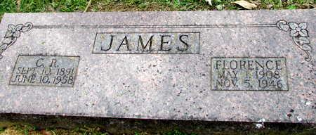 JAMES, C R - White County, Arkansas | C R JAMES - Arkansas Gravestone Photos