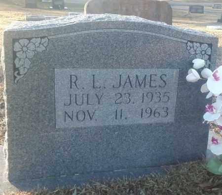 JAMES, R L - White County, Arkansas | R L JAMES - Arkansas Gravestone Photos