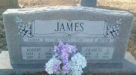 JAMES, FRANCES G - White County, Arkansas | FRANCES G JAMES - Arkansas Gravestone Photos