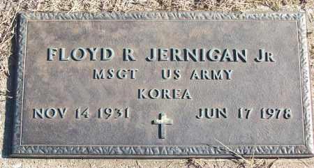 JERNIGAN, JR (VETERAN KOR), FLOYD R - White County, Arkansas | FLOYD R JERNIGAN, JR (VETERAN KOR) - Arkansas Gravestone Photos