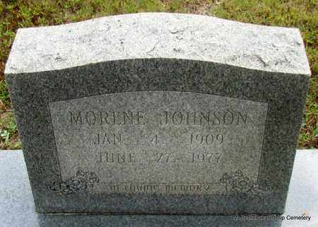JOHNSON, MORENE - White County, Arkansas | MORENE JOHNSON - Arkansas Gravestone Photos